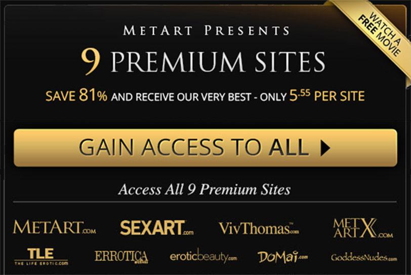 The MetArt Network Combo