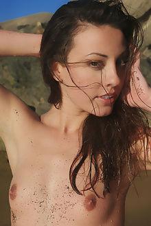 lorena b redica erro outdoor brunette pussy unshaven tight p...
