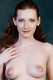 jodie bolou rylsky indoor redhead blue boobies ass