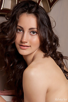 Gladys in Primissima by Rylsky indoor brunette brown eyes sm...