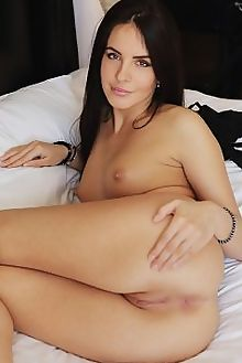 lizzie lortia flora indoor brunette brown boobies shaved ass pussy custom