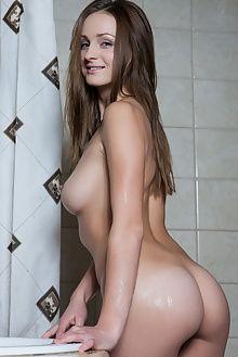 vittoria amada wettoria rylsky indoor brunette blue ass
