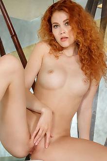 adel c saniada don caravaggio indoor redhead hazel boobies shaved ass pussy fingering