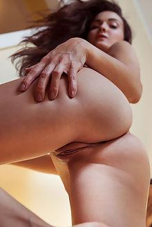 onorin ramla albert varin indoor brunette brown boobies shaved pussy