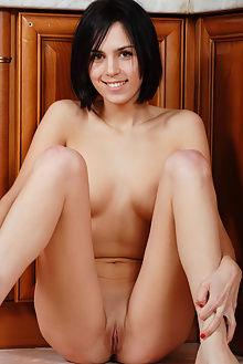 macy a new model presenting antonio clemens indoor brunette hazel