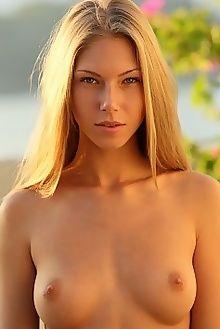 katherine tambe antonio clemens outdoor blonde blue pussy custom