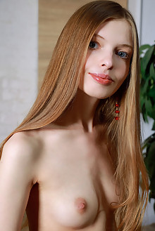 Mary Lane in Dessu by Matiss indoor brunette blue eyes hairy pussy ass latest