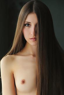Saju A in Classical by Artofdan indoor brunette brown eyes shaved ass
