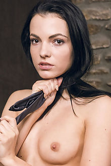 sapphira a jetaime jet aime charles lakante indoor brunette brown shaved pussy fingering