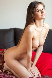 Sunshine A in Elegante by DeltaGamma indoor brunette brown e...