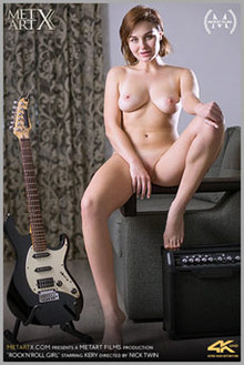 Kery in Rock And Roll Girl by Nick Twin natalie p indoor blo...