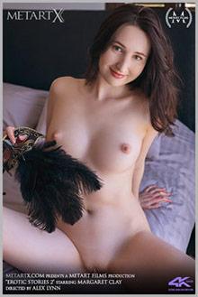 Margaret Clay in Erotic Stories 2 by Alex Lynn indoor brunet...