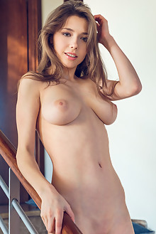 Mila Azul in A Day By The Sea by Alex Lynn outdoor indoor su...