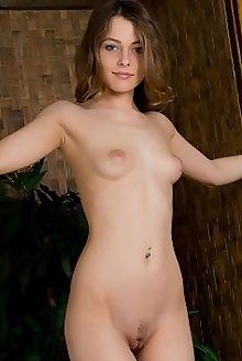 nikia a sellka rylsky indoor brunette blue boobies puffy pussy custom