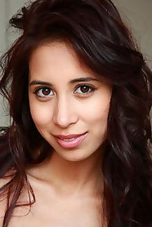 paula shy sasya mikele esquinzo indoor brunette pussy brown ...