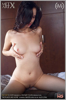 Nasita in No Place Like Home by Alex Lynn indoor brunette brown eyes boobies shaved pussy fingering movies latest