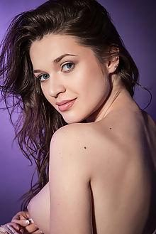 serena wood lavender love nudero indoor brunette pussy