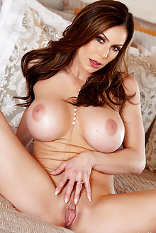 Kendrea Lust in Fall In Lust by Holly Randall indoor brunette brown eyes boobies shaved pussy latest