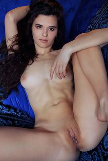 alberta moiles arkisi indoor brunette brown pussy