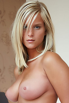 Miela in Songerie by Erro indoor blonde blue eyes tanned boobies busty tight tightest pussy ass hips freckles custom latest