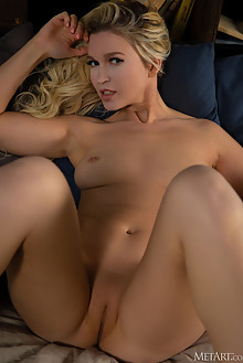 Jessica Blank in Tell A Story by Nudero indoor blonde brown ...