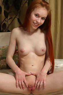 dolly little high caliber indoor redhead blue pussy toys
