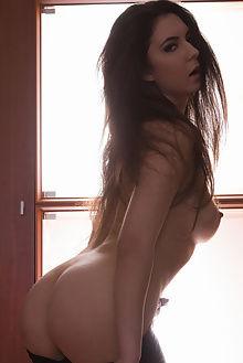 keri shadow dancer shane indoor brunette brown shaved ass pu...