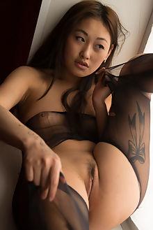olga effervescent stan macias indoor brunette brown asian hairy unshaven pussy
