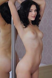 malena inorea arkisi indoor brunette brown ass boobies shaved custom