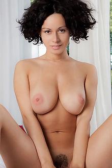 pammie lee jitara ron offlin indoor brunette brown short hair boobies pussy trimmed ebony