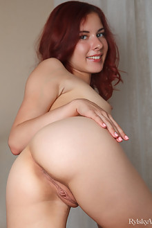 Pearl Ami in Nauamdi by Rylsky indoor redhead boobies shaved