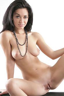 helen mono angela linin indoor brunette brown boobies