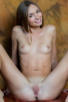 Steffi in Makul by Rylsky indoor brunette shaved pussy ass