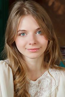 Siya in Sensiya by Rylsky indoor blonde blue eyes boobies shaved