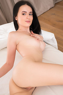 Marana in Erotic Play by Koenart indoor brunette black hair ...