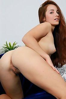stefany sonri lynice matiss indoor redhead blue trimmed ass pussy custom