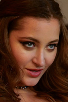 Dani Daniels in The NYC Project by Holly Randall indoor brunette blue eyes boobies hairy unshaven pussy fingering movies latest