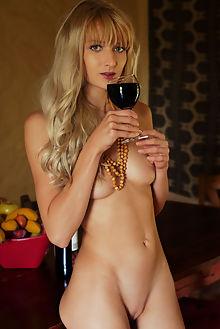 nika n telena arkisi indoor blonde blue shaved pussy