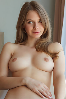 Siya in Forever Ya by Rylsky indoor brunette blue eyes boobies hairy trimmed pussy