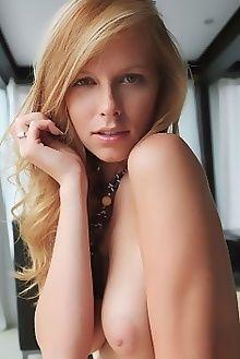 monika velije erro indoor blonde green boobies freckles pussy custom