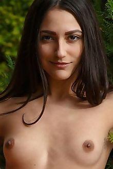 cira nerri lizean rylsky outdoor indoor brunette brown shaved ass pussy tight custom