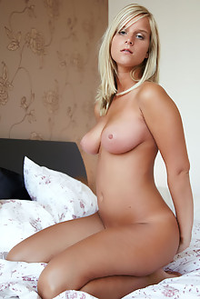 Miela in Songerie by Erro indoor blonde blue eyes tanned boobies busty tight tightest pussy ass hips freckles latest