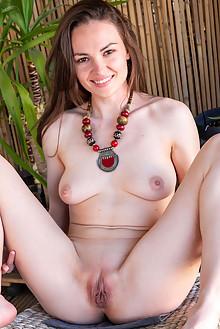 Tanya Grace in Western by DeltaGamma indoor brunette brown e...