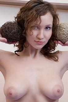 xenni playful rylsky indoor brunette blue boobies ass pussy