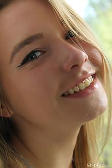 Presenting Elvera by Natasha Schon indoor blonde blue eyes boobies shaved custom