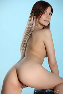 Taylor in More By Taylor by Antonio Clemens indoor brunette hazel eyes boobies shaved tight pussy ass latest