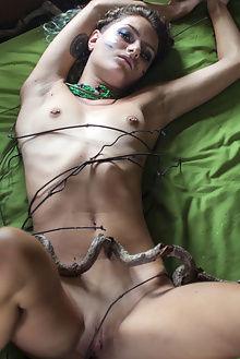 jacinta entangled angela linin indoor blonde pussy ass tattoo